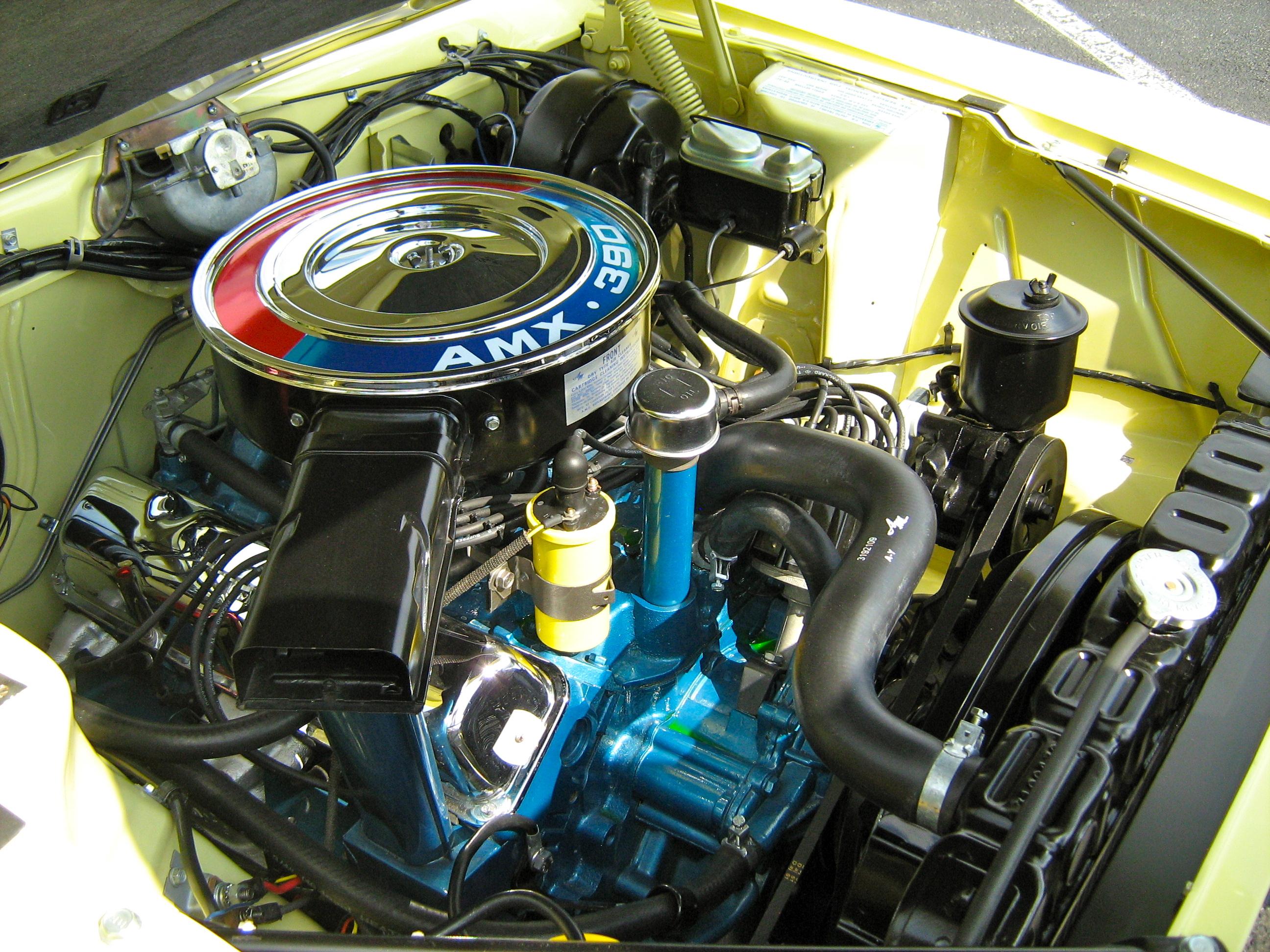 File 1968 Amc Amx Yellow 390 Auto Md Er Jpg
