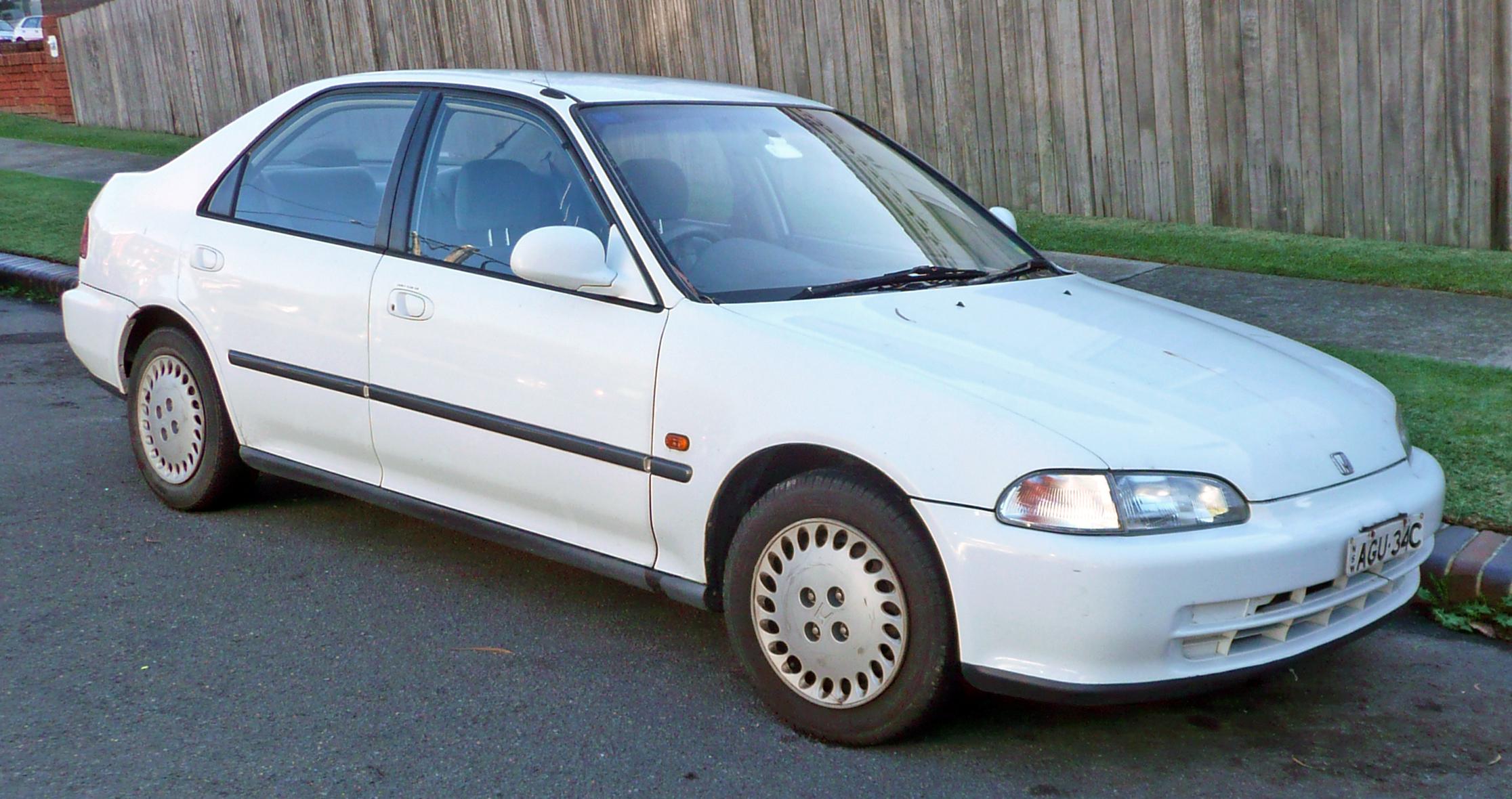 Kelebihan Honda Civic 1993 Top Model Tahun Ini
