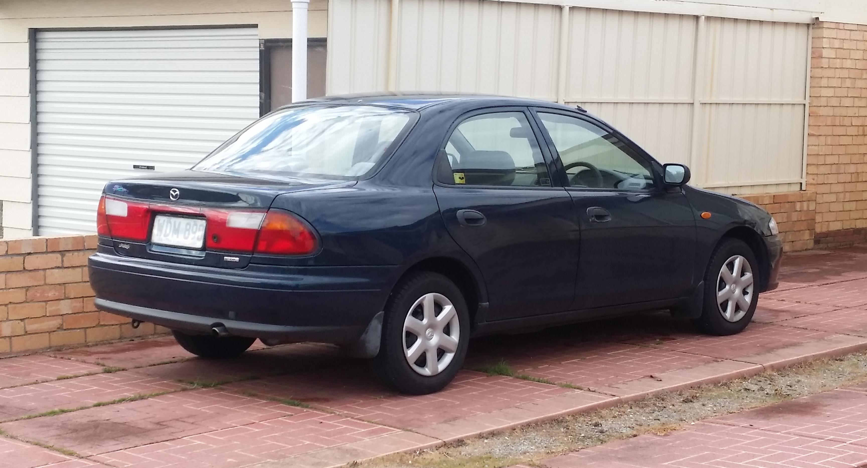 Kelebihan Mazda 323 1998 Perbandingan Harga
