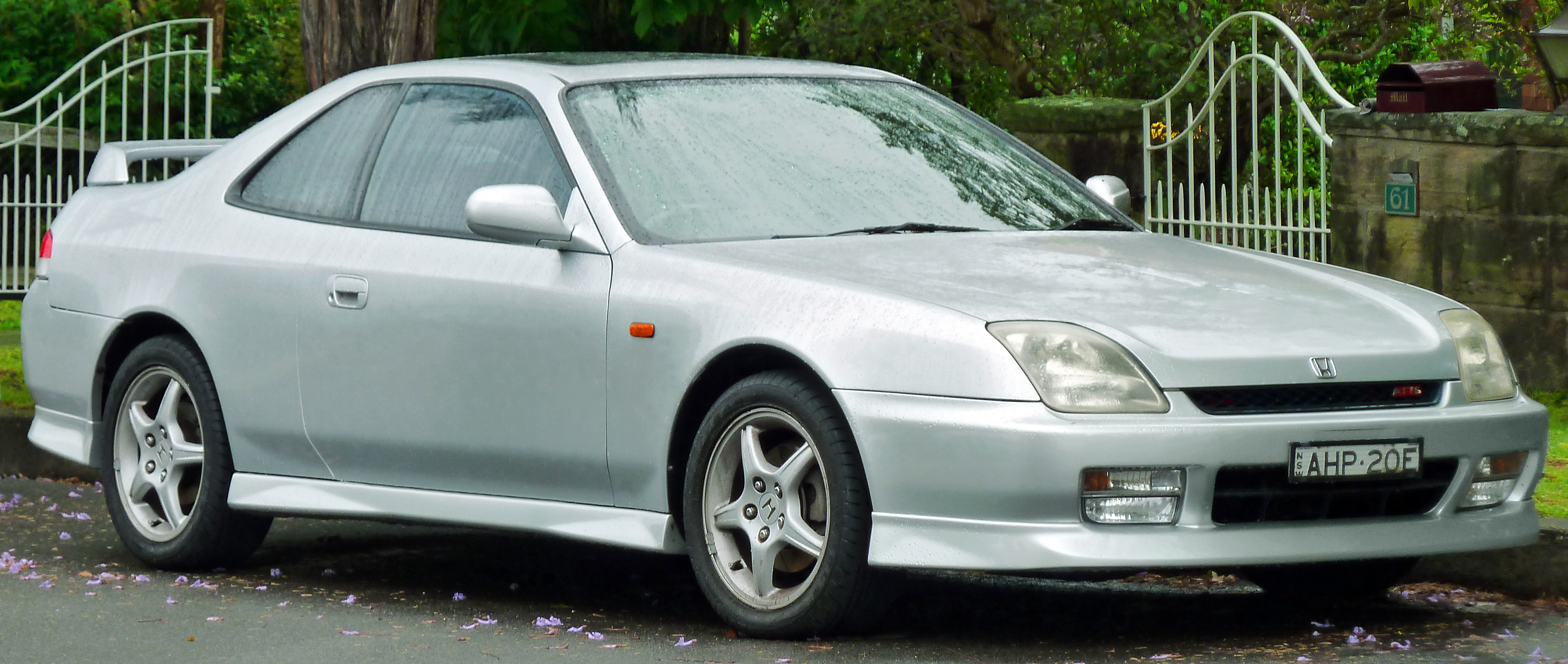 Honda Prelude —
