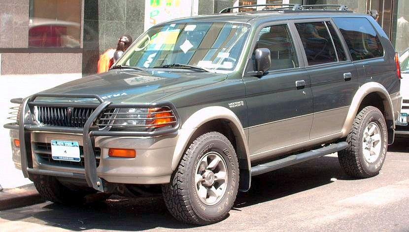 File:1999 2000 Mitsubishi Montero Sport.JPG