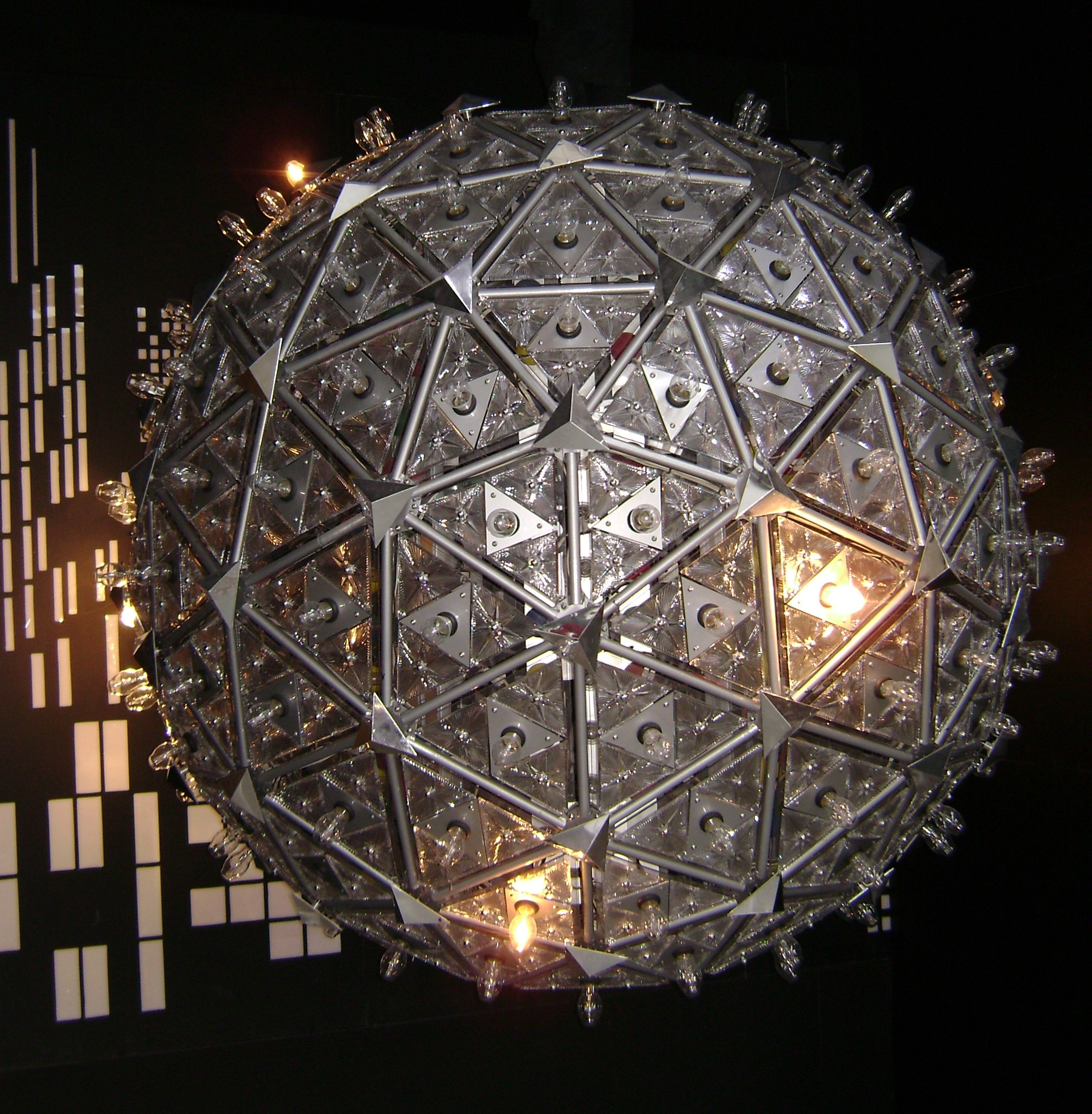 2000 Times Square Ball at Waterford  -From Wikipedia, the free encyclopedia