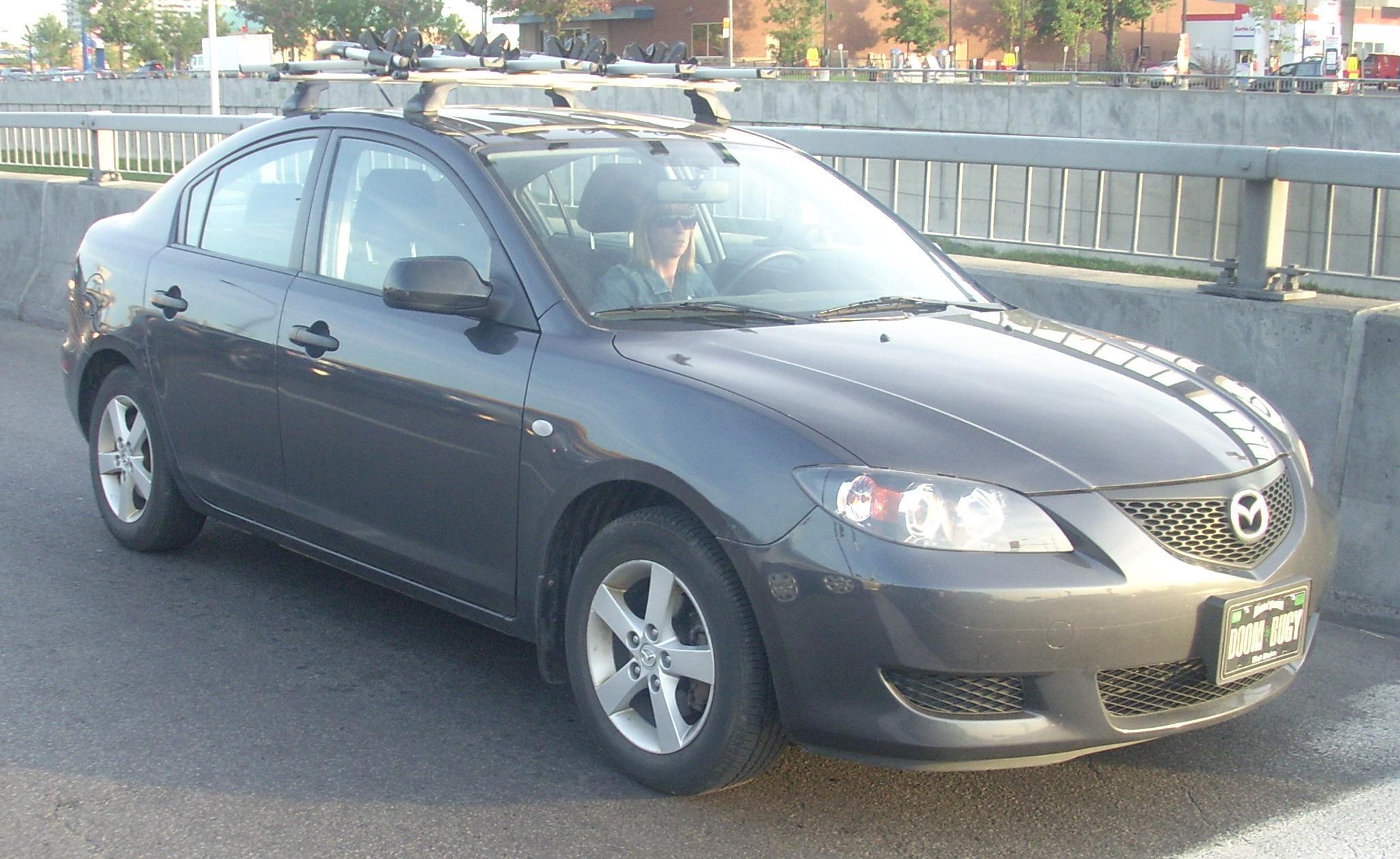 Kelebihan Mazda 3 2004 Spesifikasi