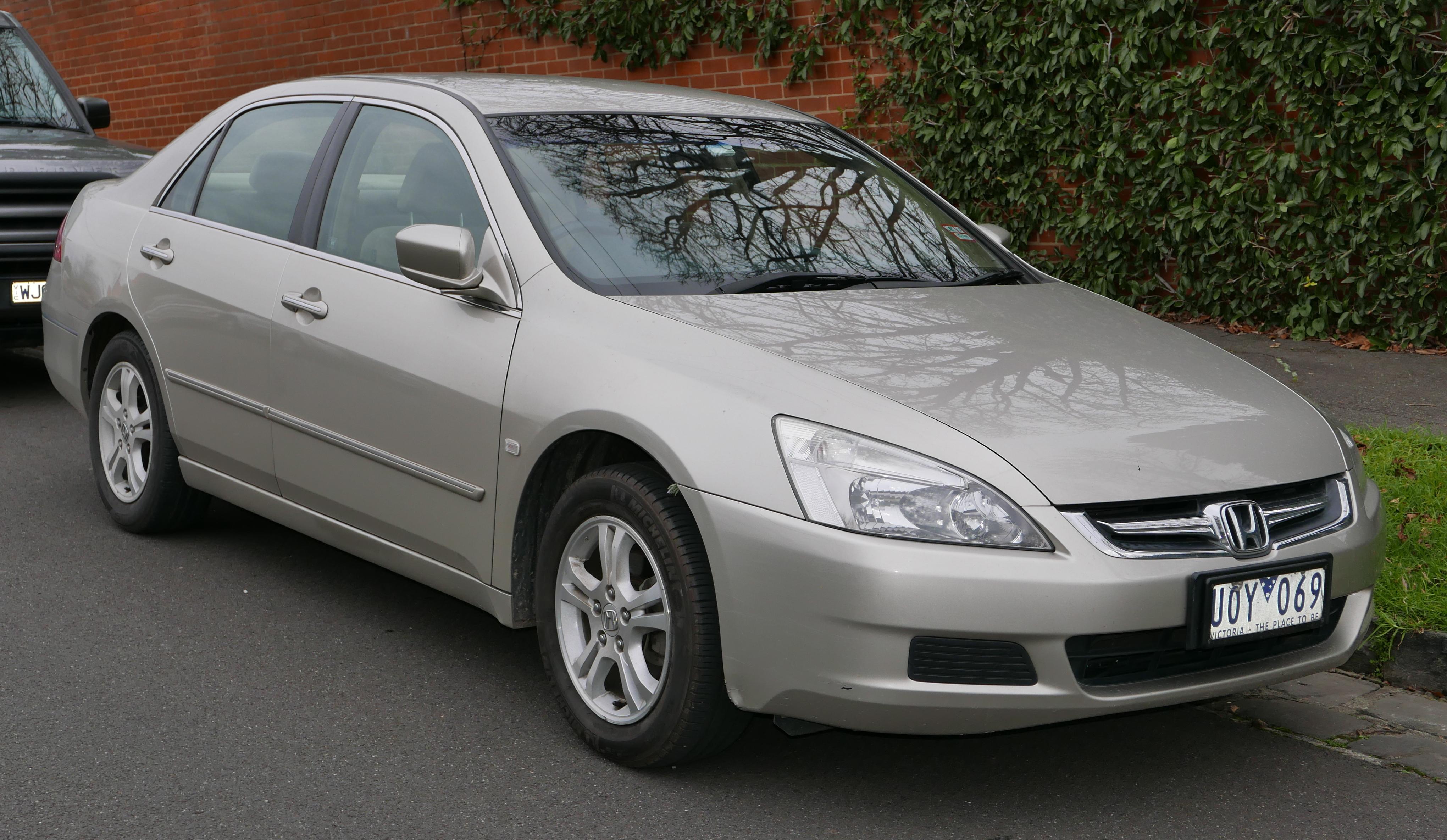 Ficheiro:2006 Honda Accord (MY07) VTi Sedan (2015 07 09