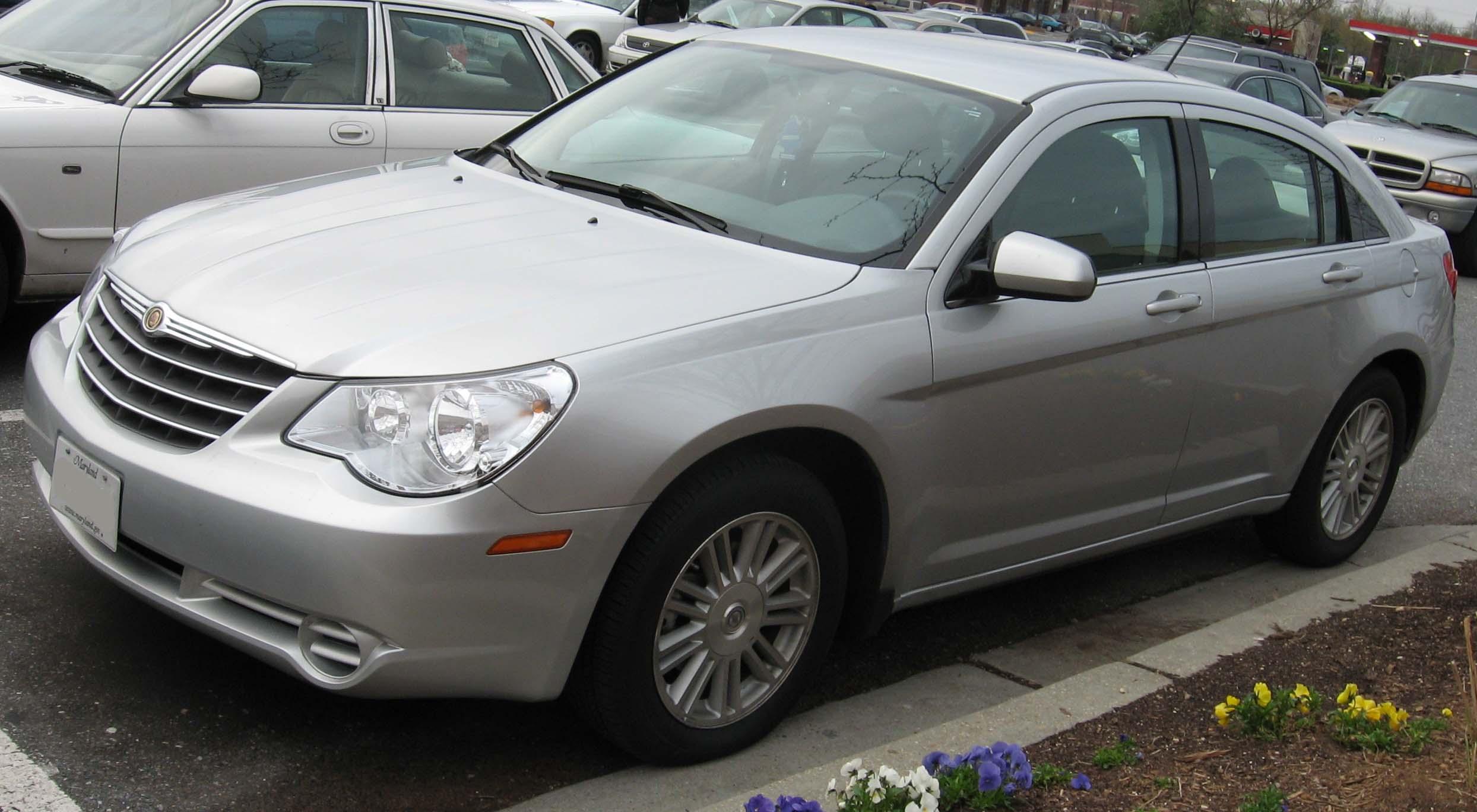 Chrysler Sebring Touring  Gas Mileage