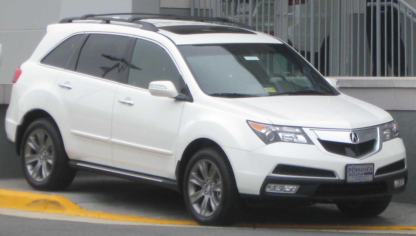 2010 Acura Mdx Wiki Autos Post
