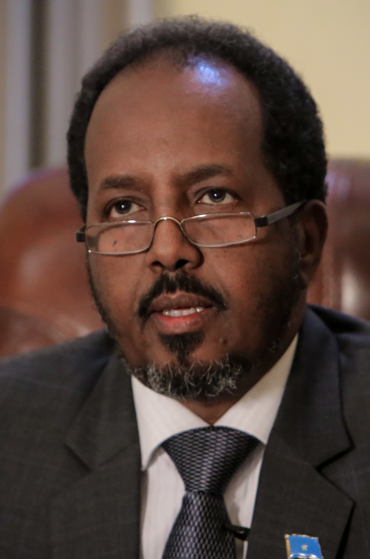 Hassan Sheikh Mohamud - Wikipedia