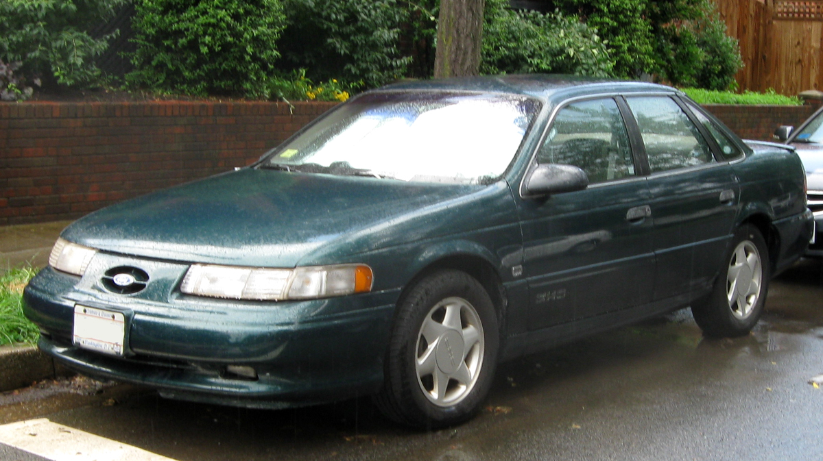 1992 ford taurus sho sedan 3 0l v6 manual rh carspecs us 1993 Ford Taurus 1992 ford taurus manual pdf