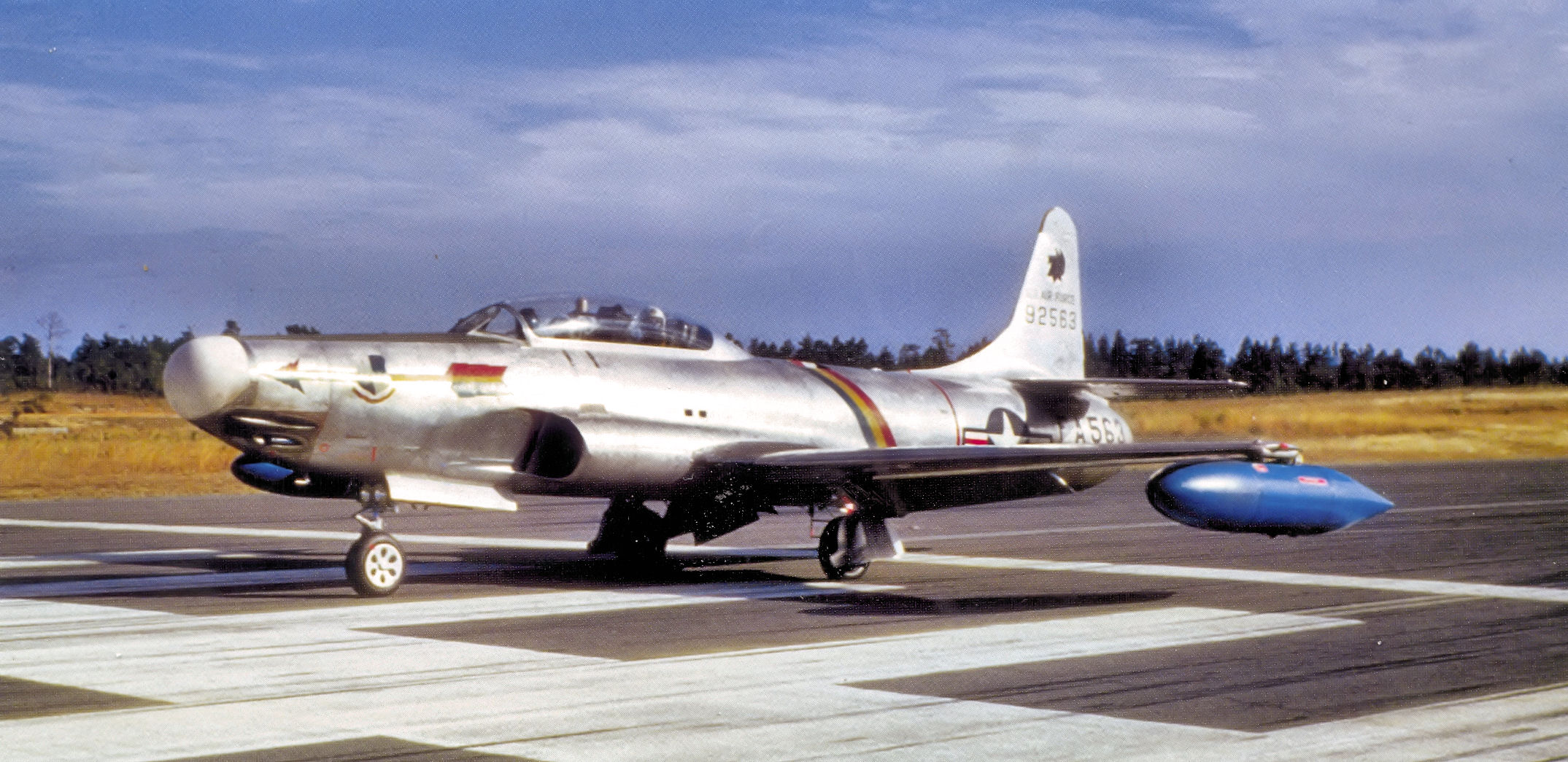 File:52d Fighter-Interceptor Group Lockheed F-94A-5-LO 49