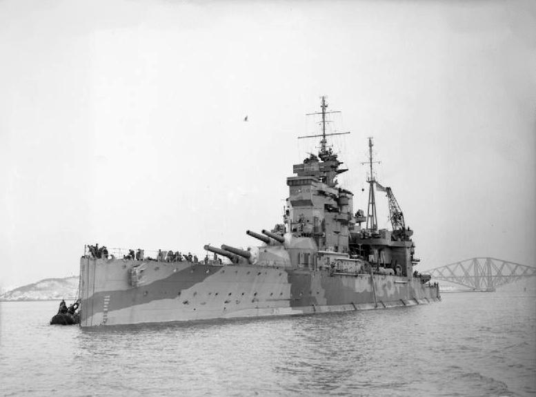 HMS Queen Elizabeth (1913)            Oh no, there's been an error