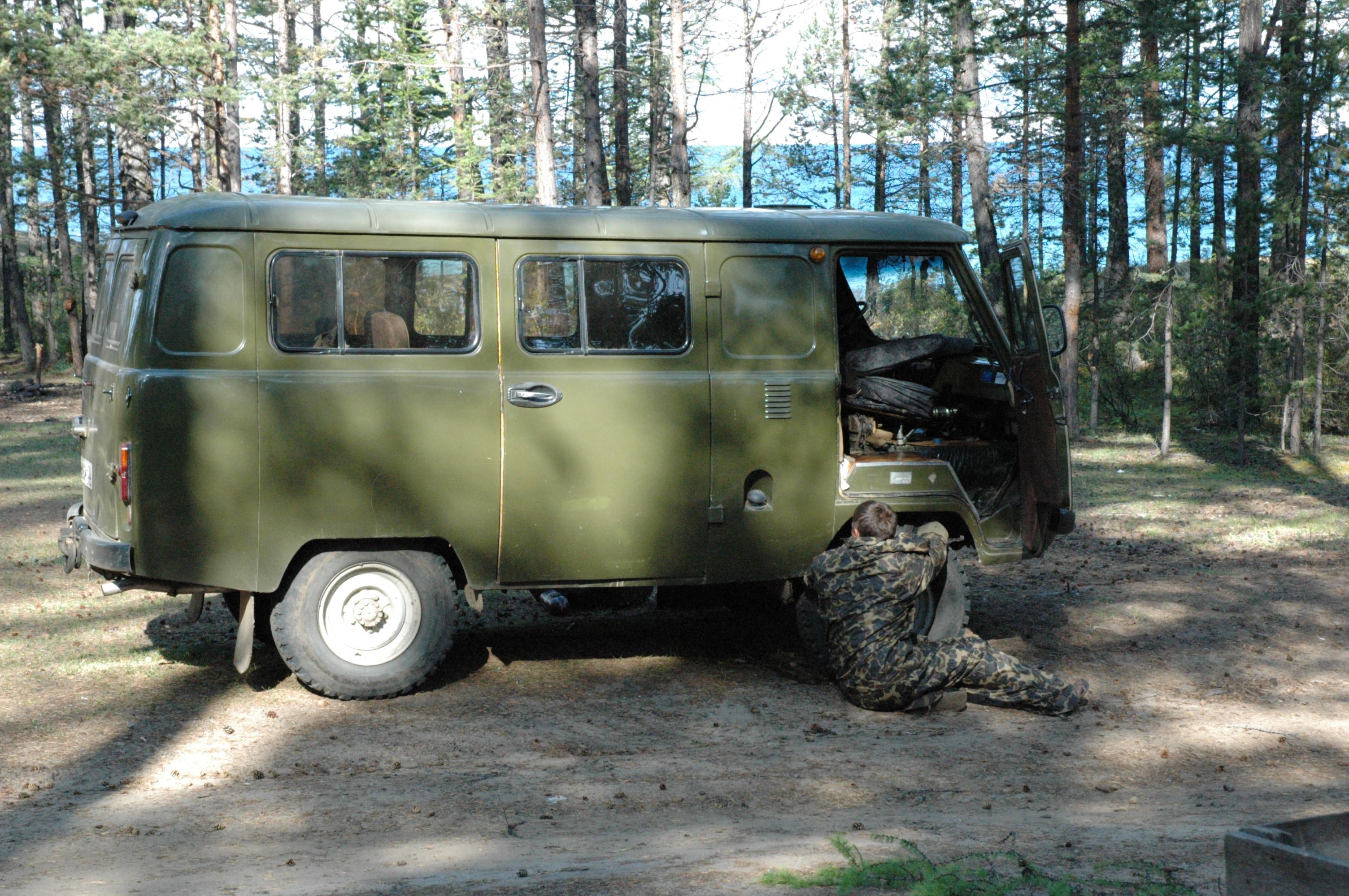 Location Camping Car Var Berthe