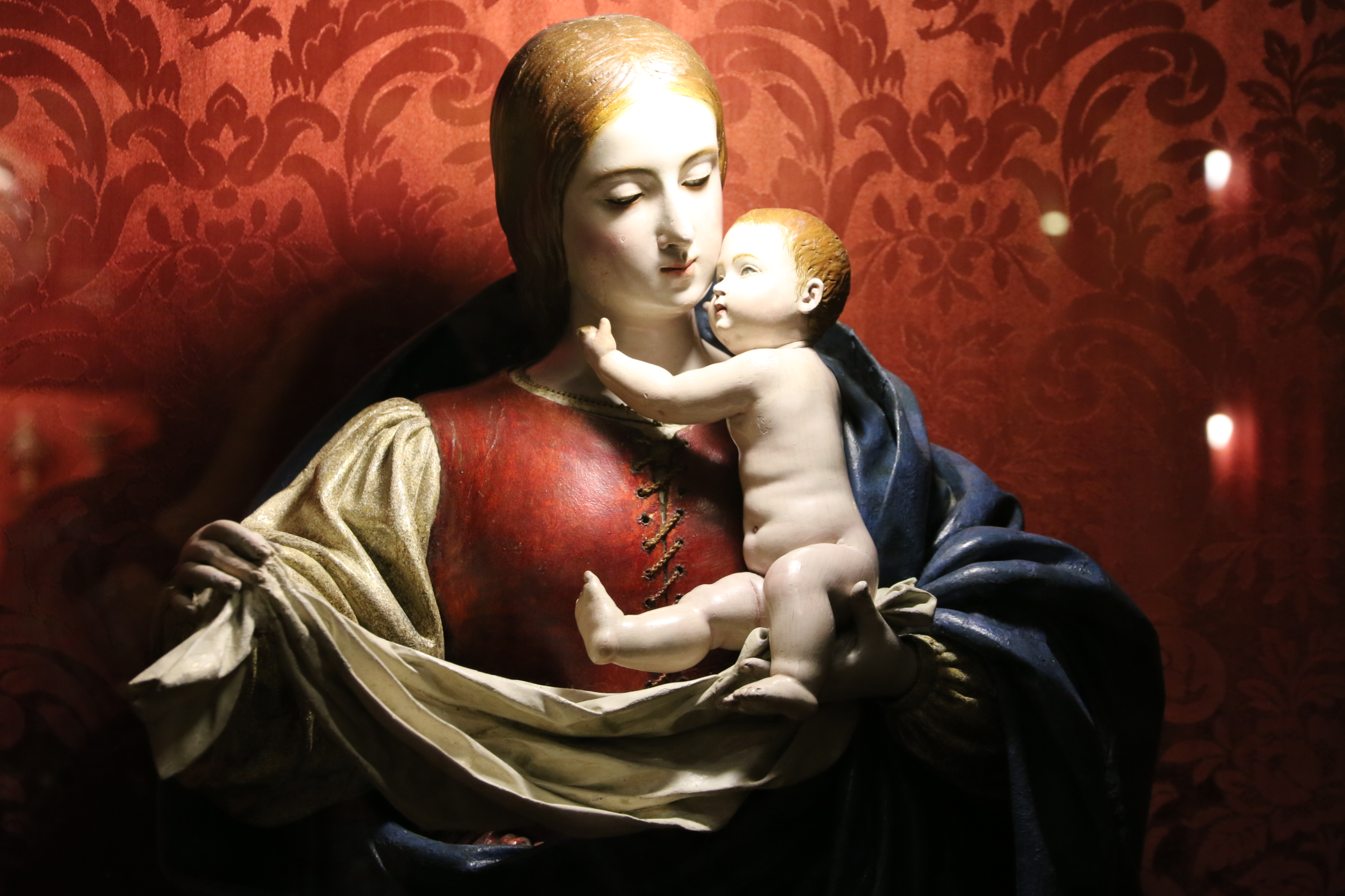file aa maria madonna and jesus as a child or baby in the