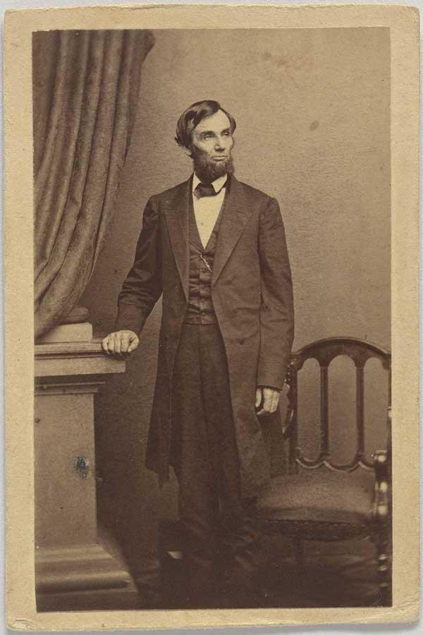 A. Lincoln, 1863