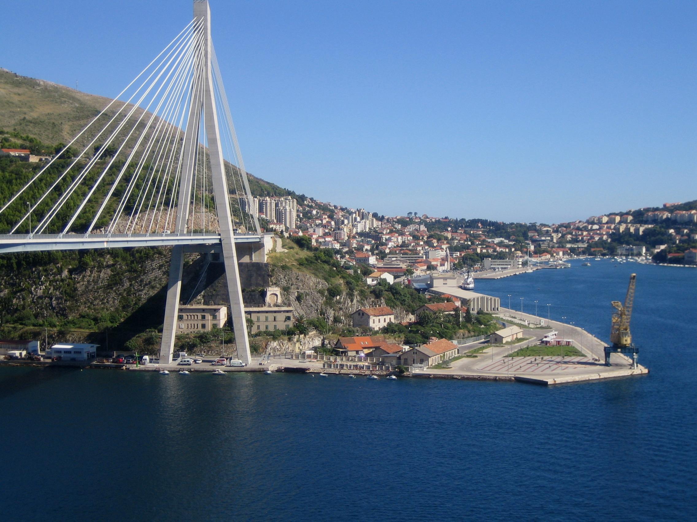 Most Franje Tuđmana