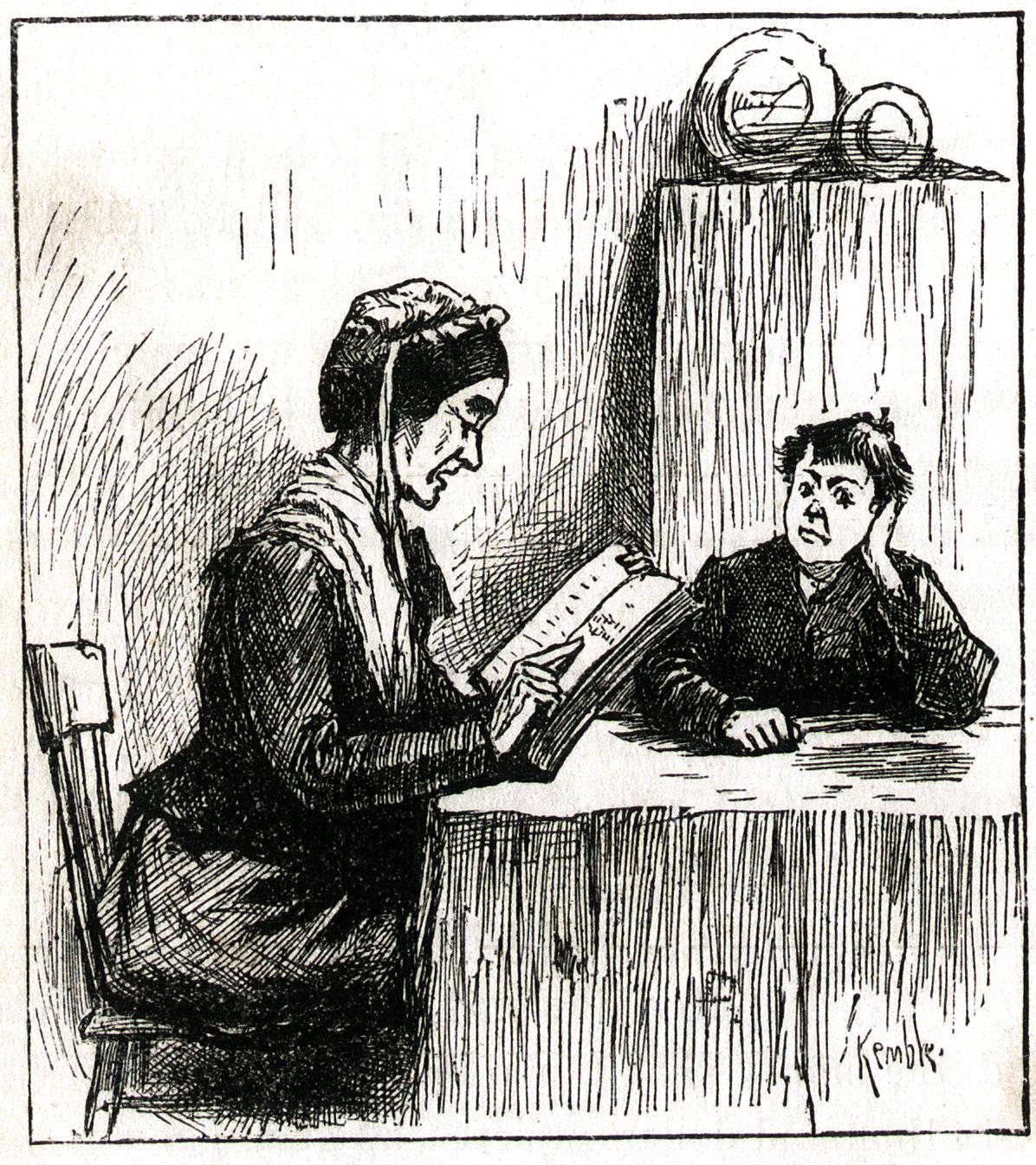an analysis of huckleberry finn s chapter
