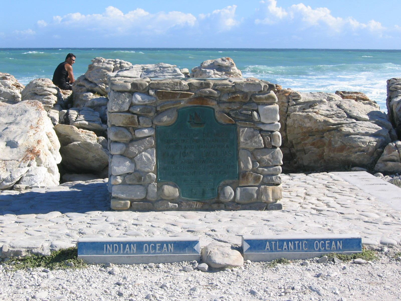 Agulhas South Africa  city photos : ... point is cape agulhas about 150 kilometres 90 mi to the east southeast