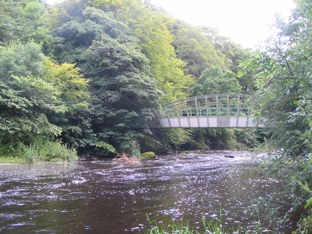 Almondell and Calder Wood Country Park - geograph.org.uk - 503059