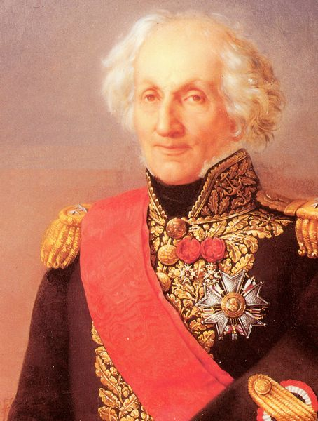Amiral Philippe willaumez (1761-1841)