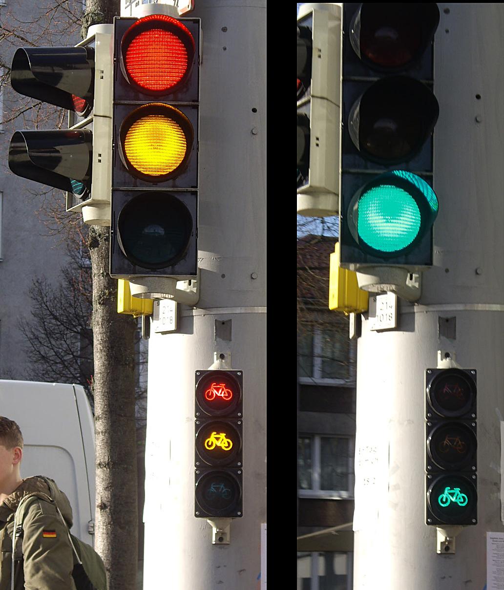 Traffic Light Sequence >> Traffic light coalition - Wikipedia