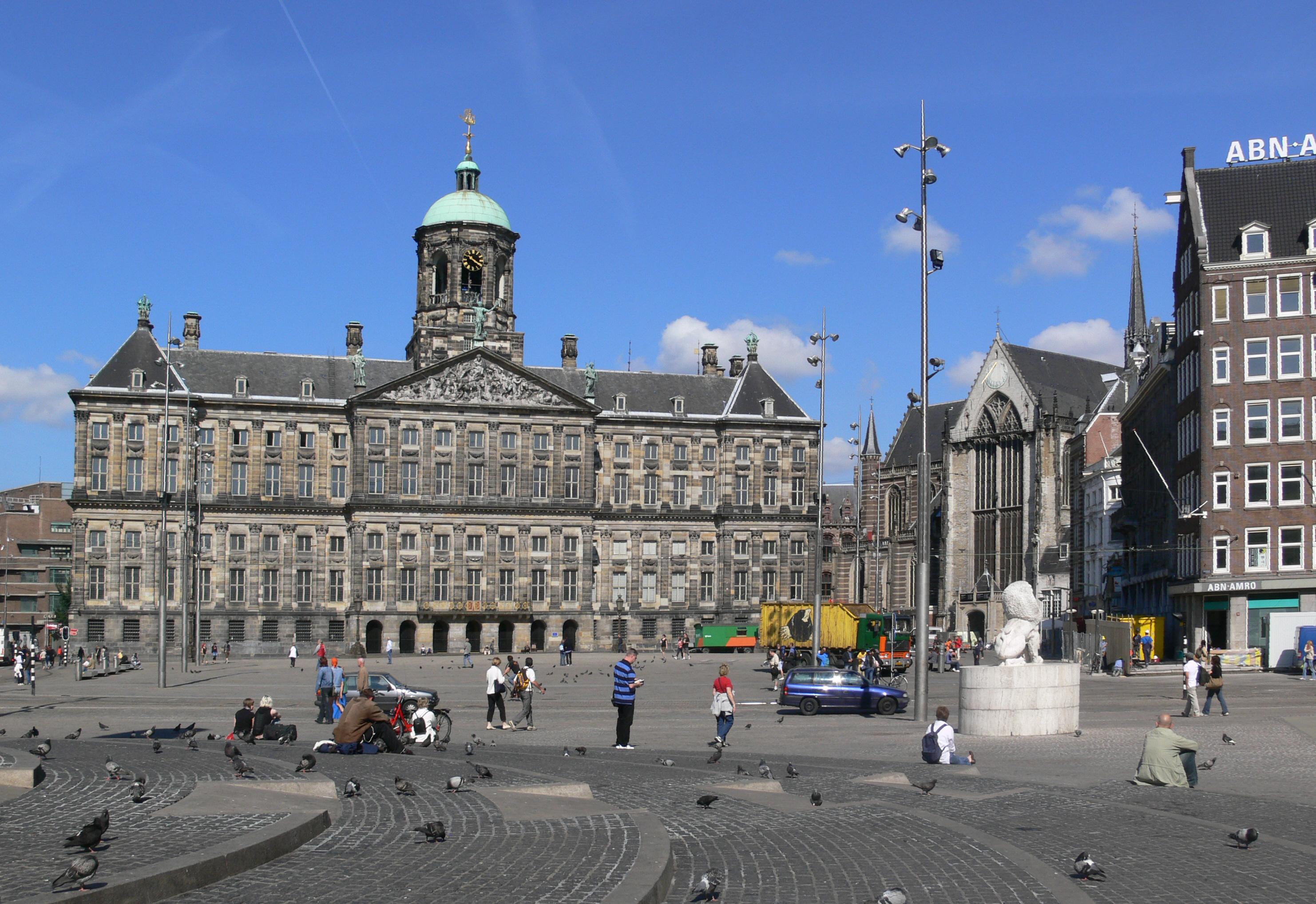 Amsterdam dam for Appartamenti piazza dam amsterdam