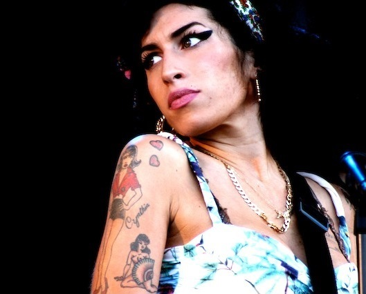 Amy Winehouse Kidney 2008