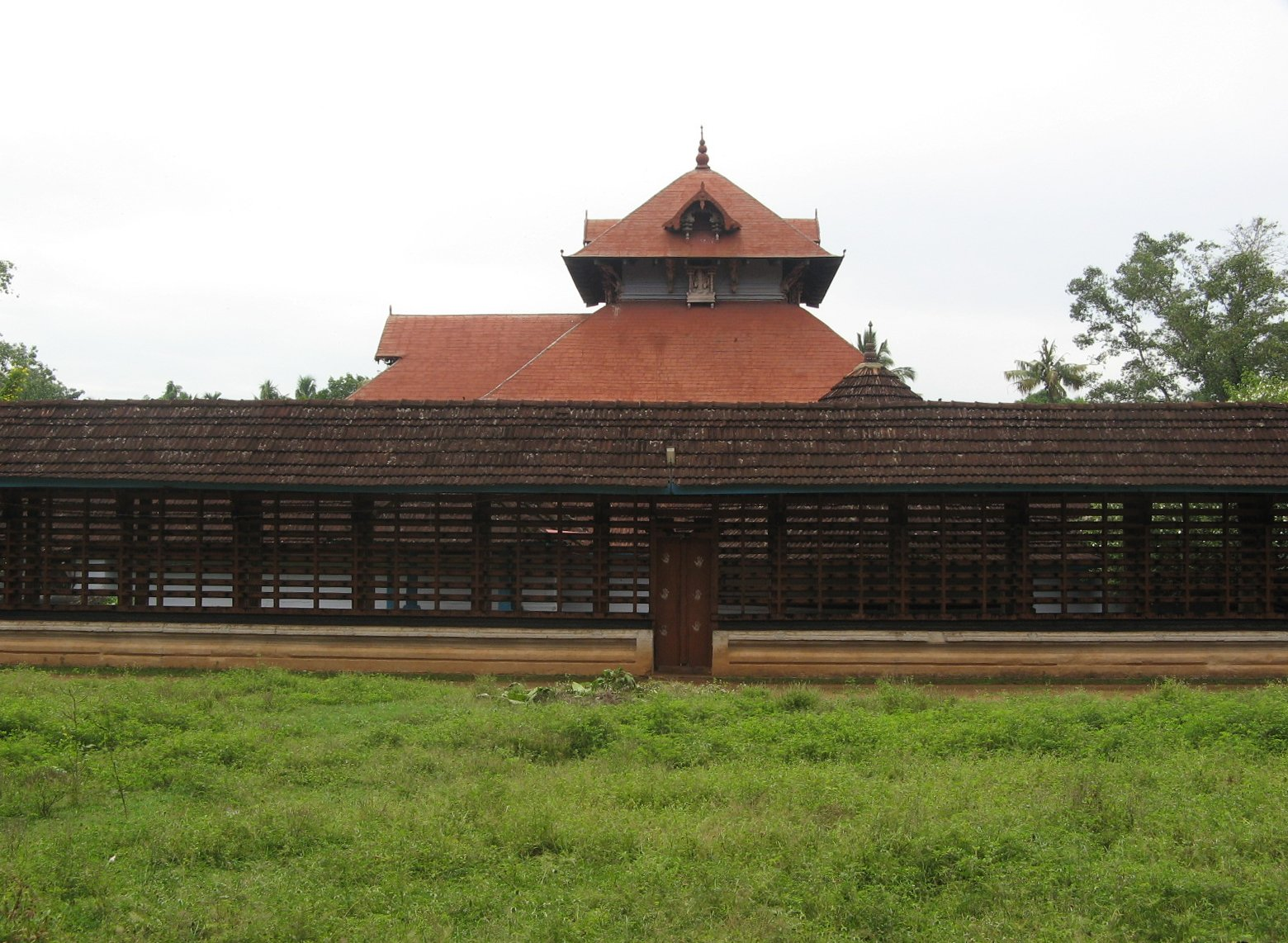 Annamanada Mahadeva Temple in near Thrissur, Kerala