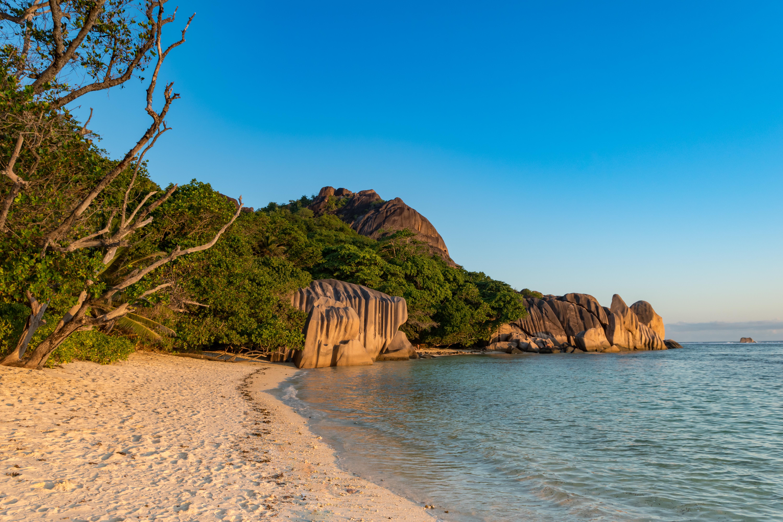 Datei Anse Source D Argent Schonster Strand Der Welt Seychellen