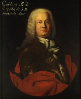 Antonio Caldara Italian composer