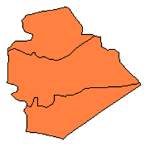 Файл:As-Suwayda blank districts.png