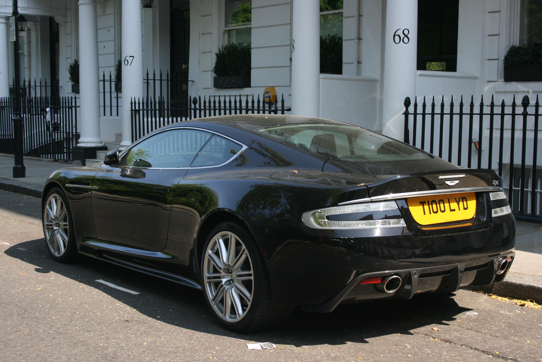 Aston Martin Dbs Classic Cars