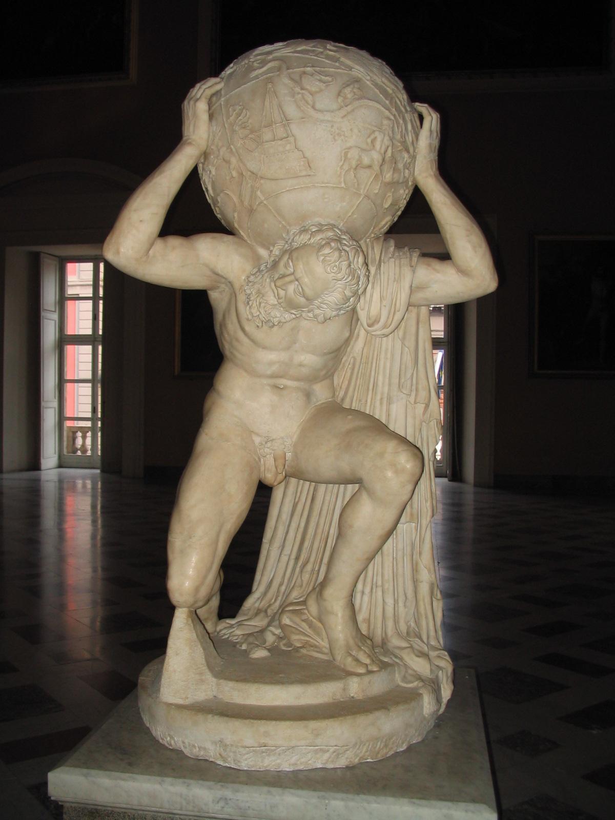 Farnese Atlas Wikipedia