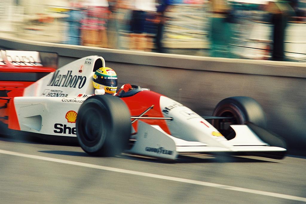 Monaco Grand Prix 1988 The 1992 Monaco Grand Prix