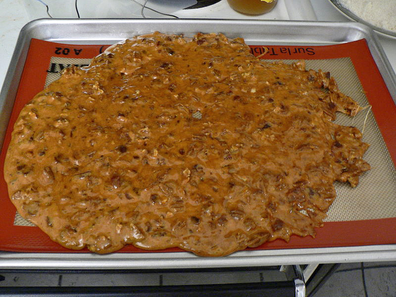 Bacon Peanut Brittle Recipe — Dishmaps