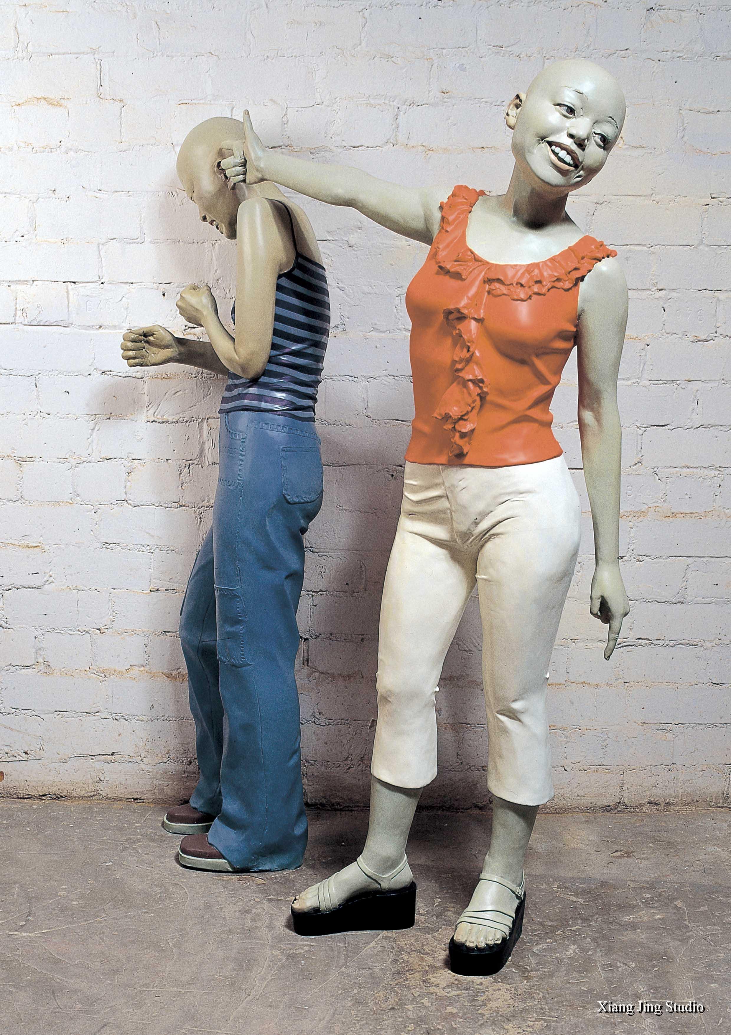 Xiang Jing (artist) - Wikipedia