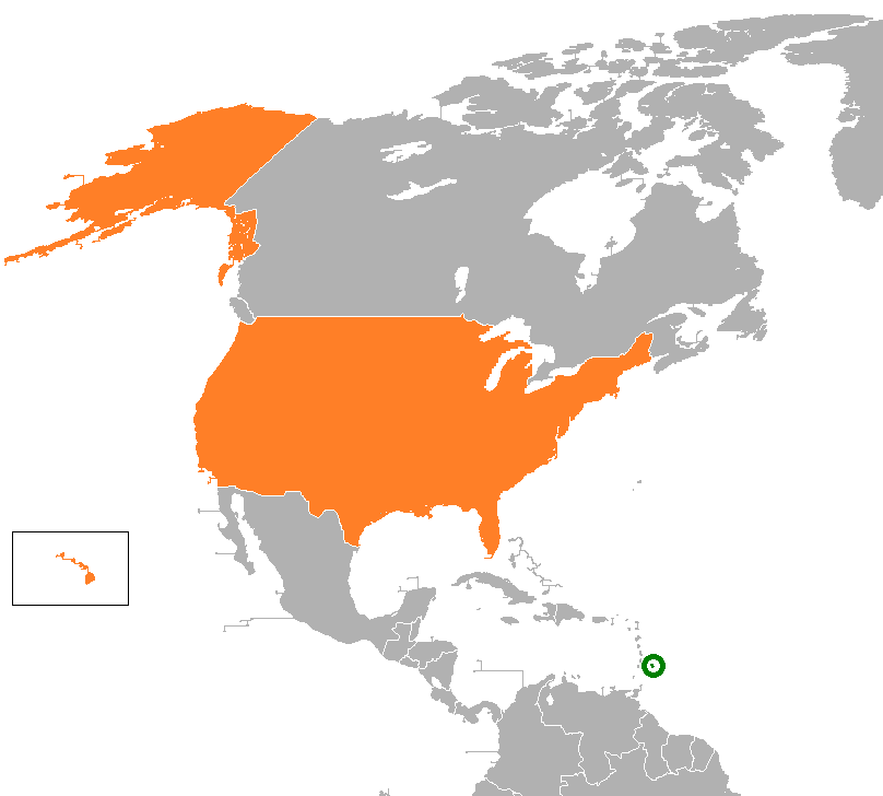 BarbadosUnited States relations  Wikipedia