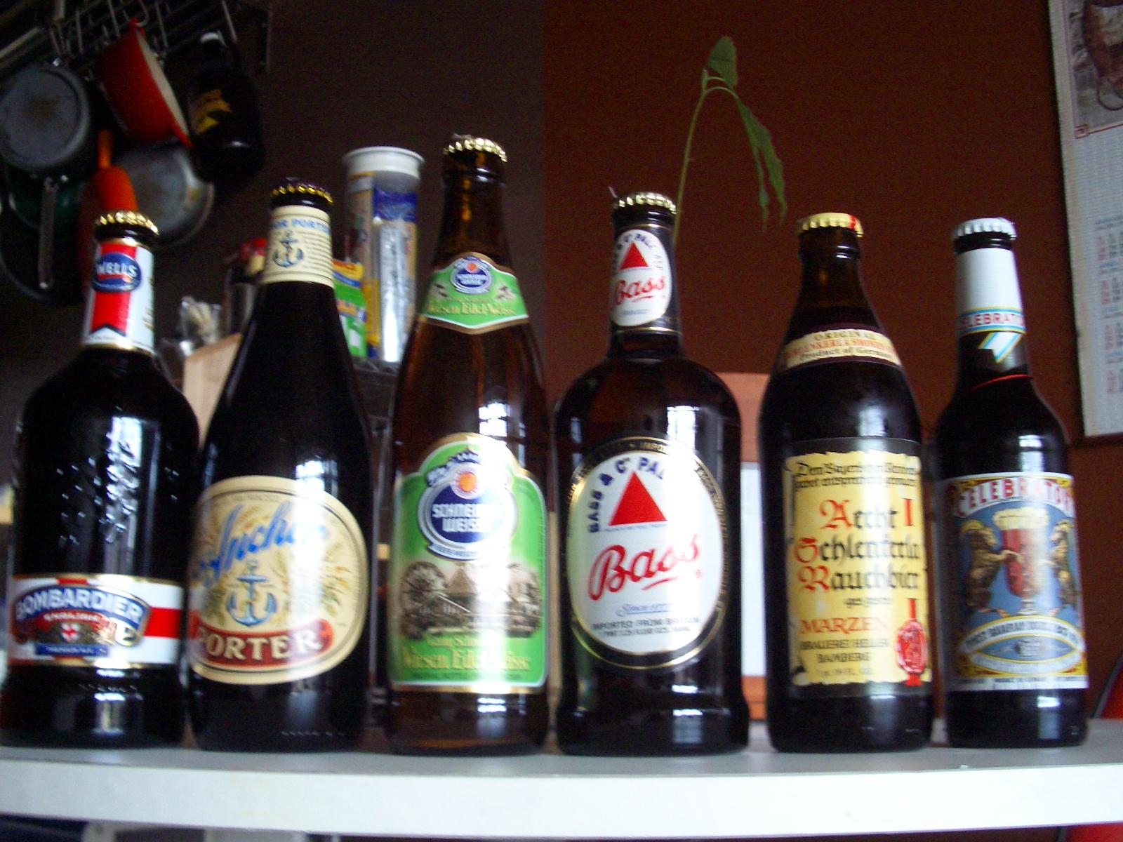 Synonyme Bier
