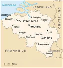 Atlas of Belgium Wikimedia Commons