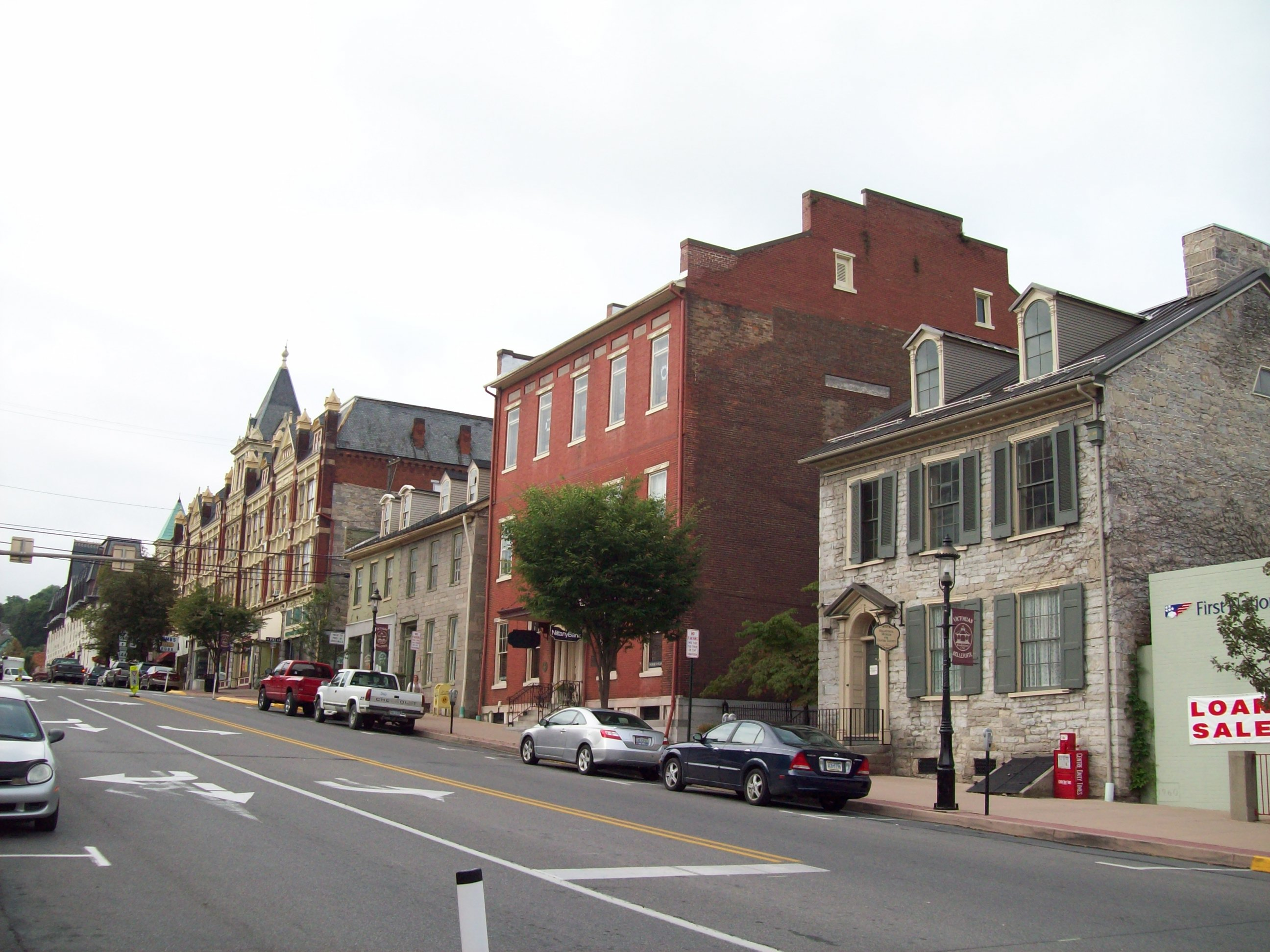 Bellefonte (PA) United States  city photo : Bellefonte Historic District Aug 10 Wikipedia, the free ...