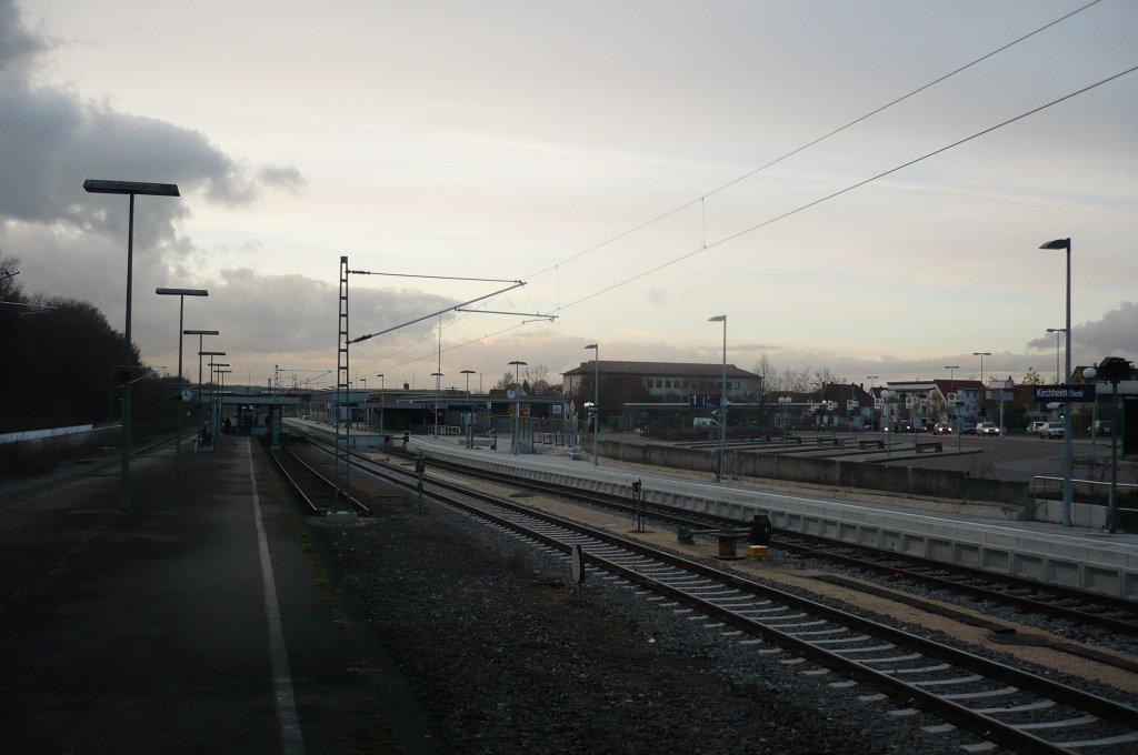 Bad Kirchheim Teck kirchheim teck station