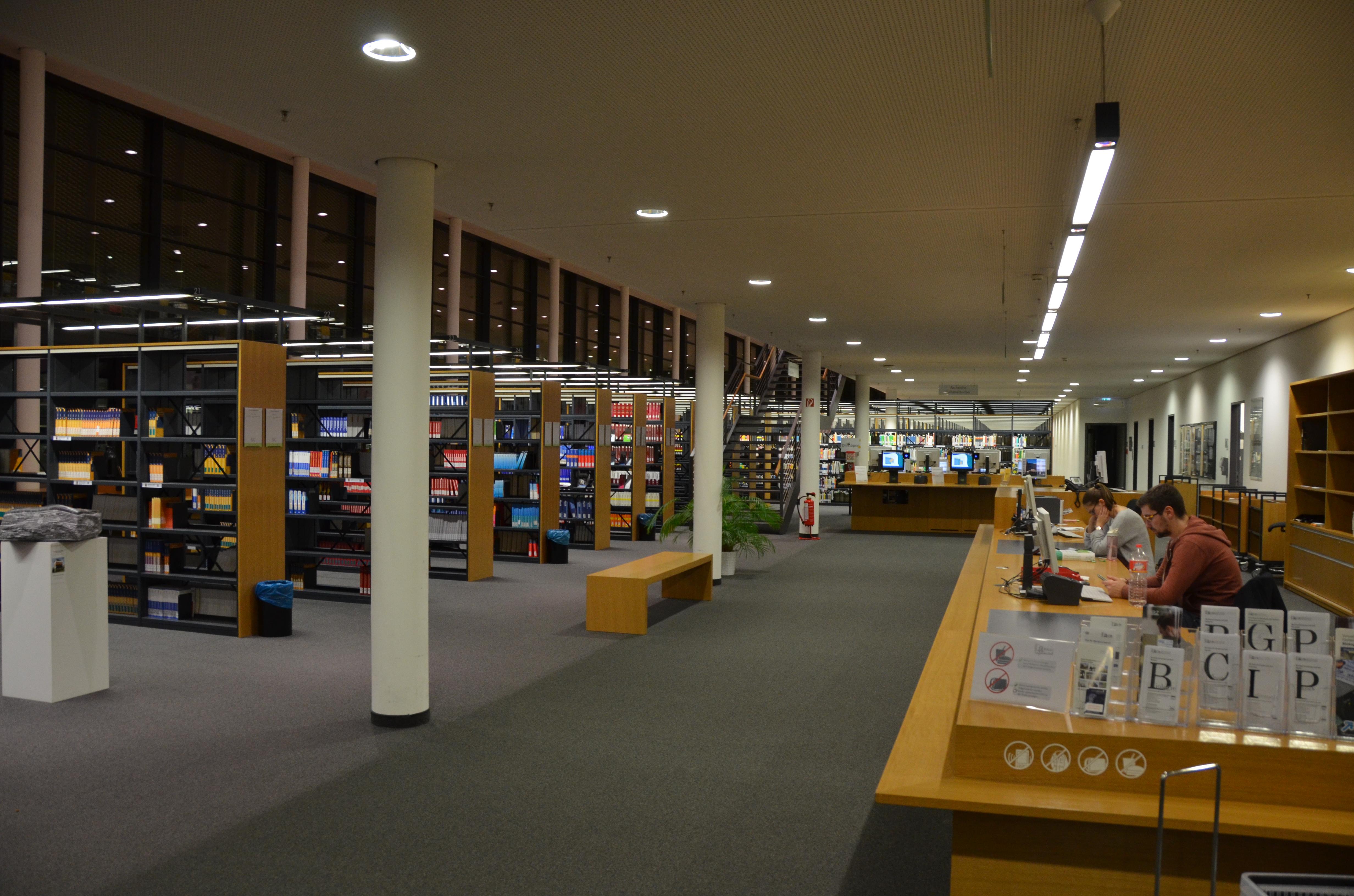 Frankfurt Universität Bibliothek