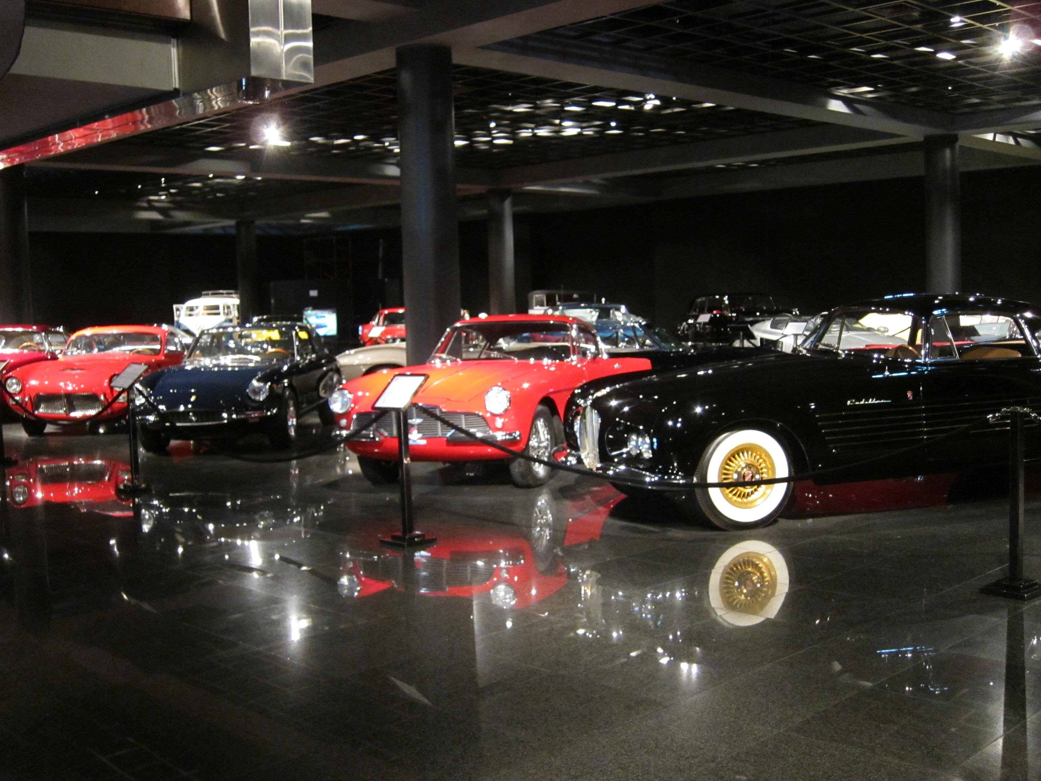 Blackhawk Car Museum >> File Blackhawk Automobile Museum Flickr Jaycross Jpg Wikimedia