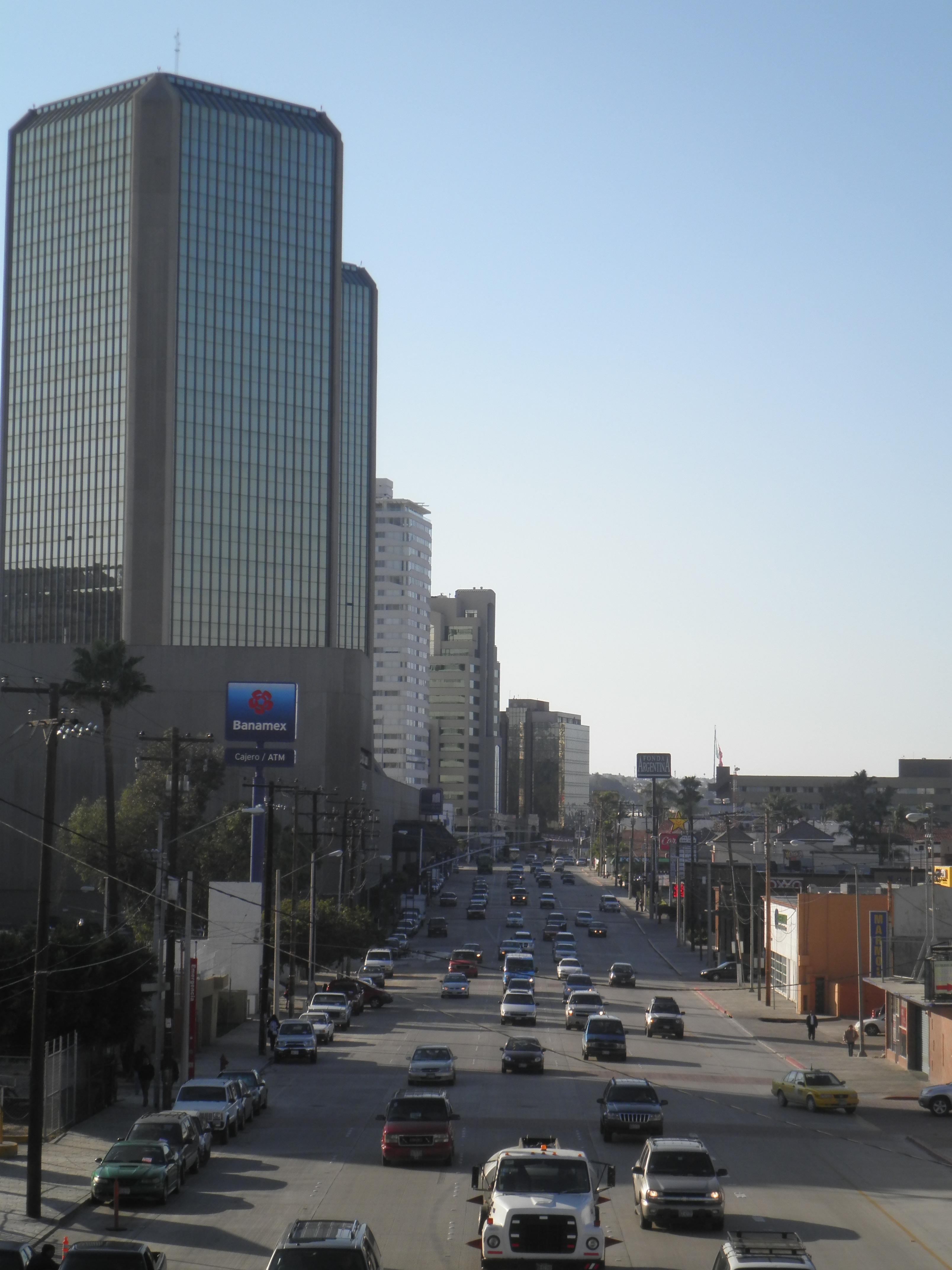 Tijuana ciudad donde se crio Julieta Venegas.