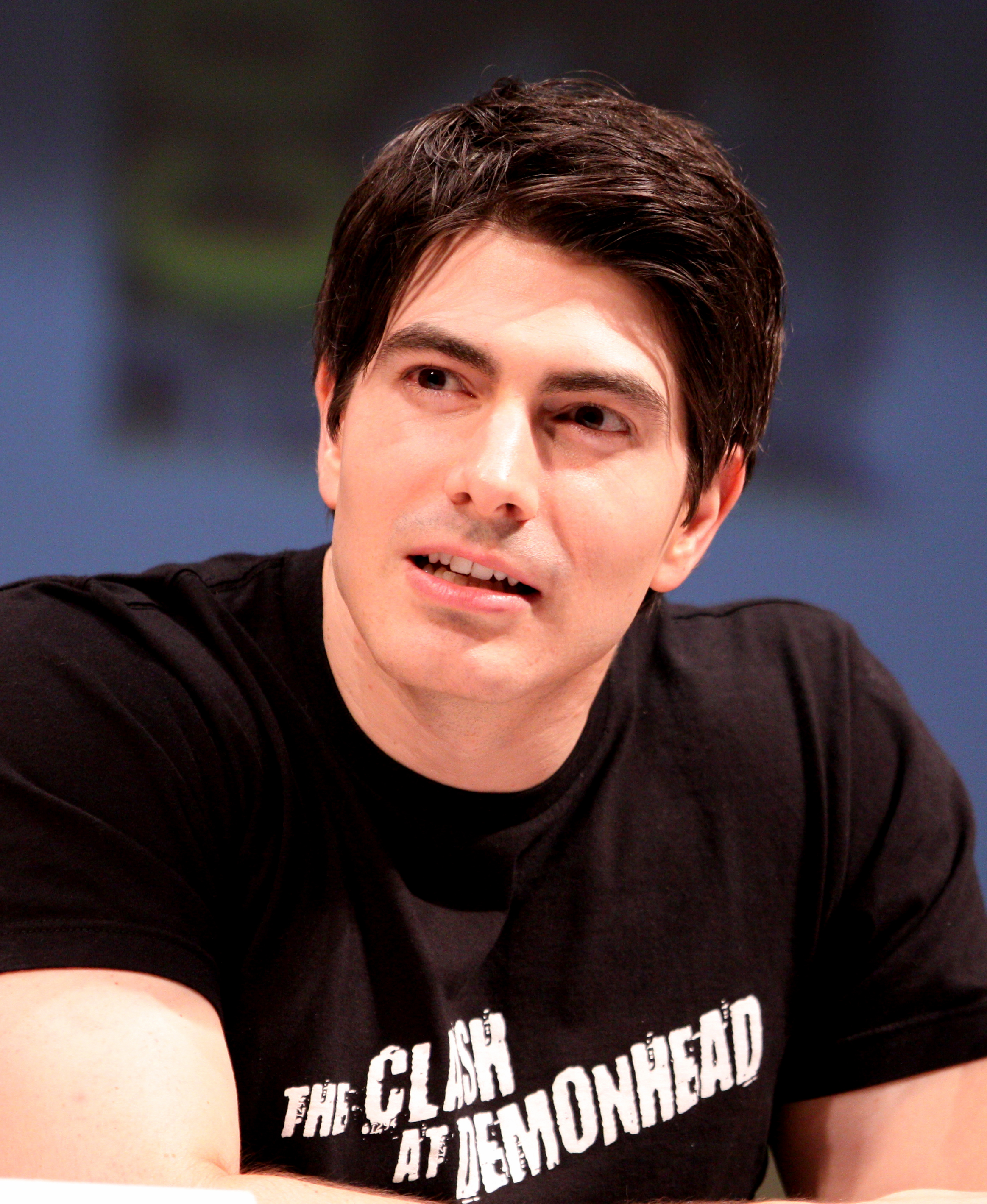Brandon Routh Muscles