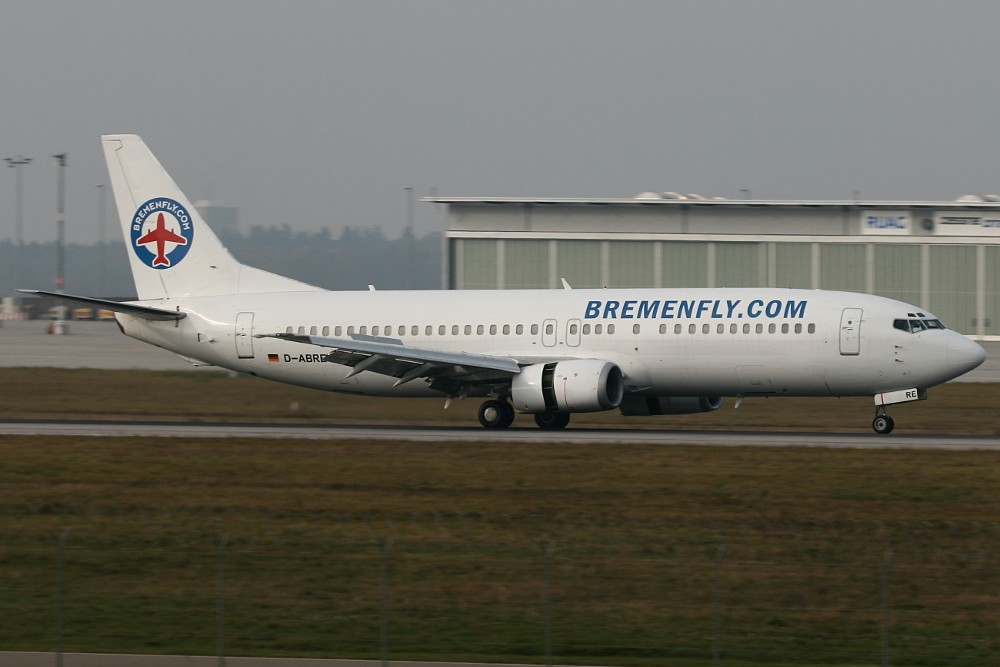 Airline Bremenflay (Bremenfly) .2
