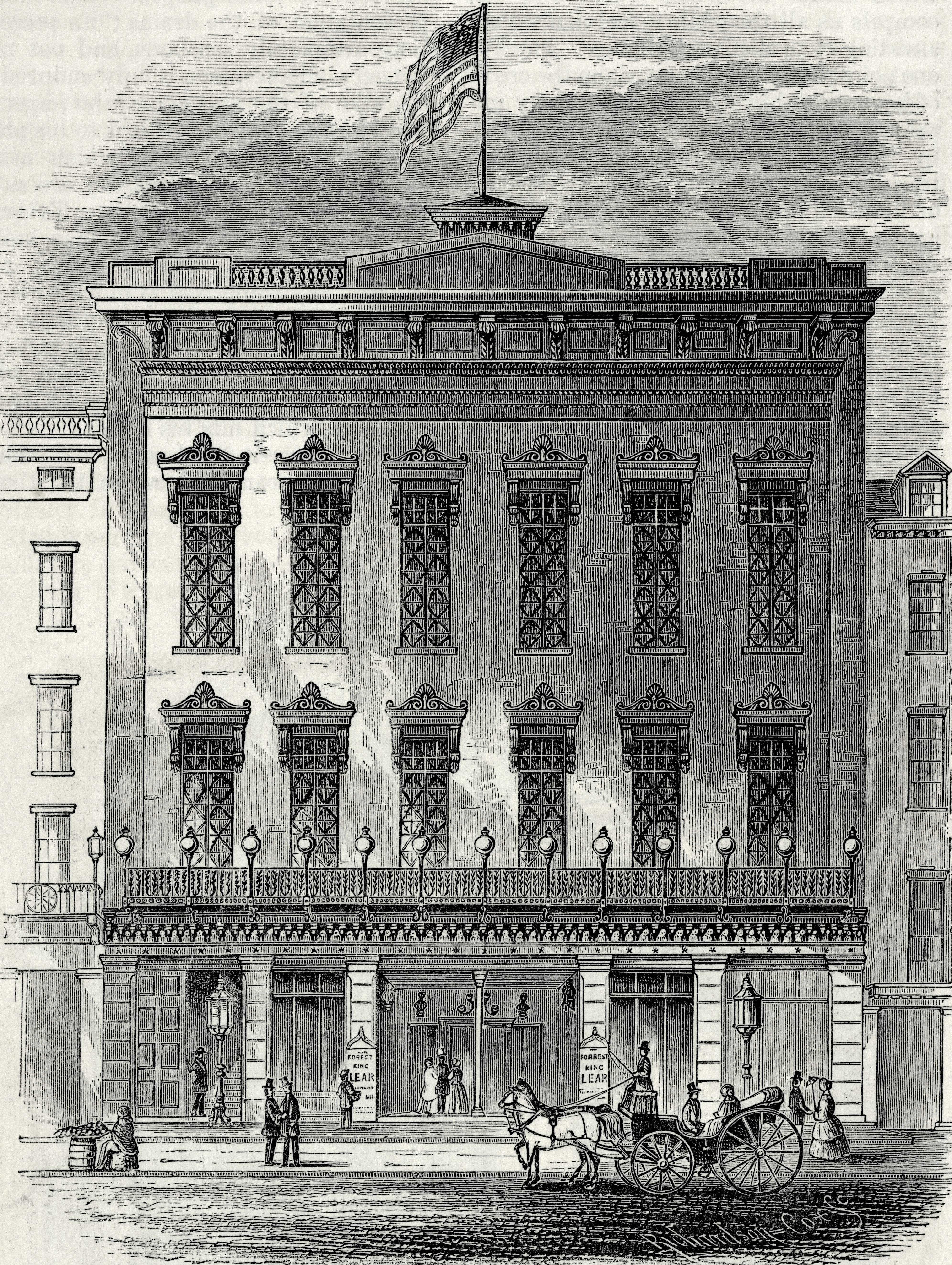 Old Broadway Theatre - Wikipedia