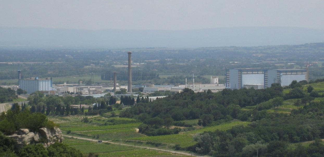 Marcoulen laitos Ranskassa - Wikipedia