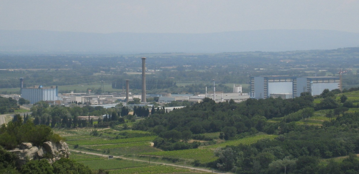 Centrale nucleare di Marcoule