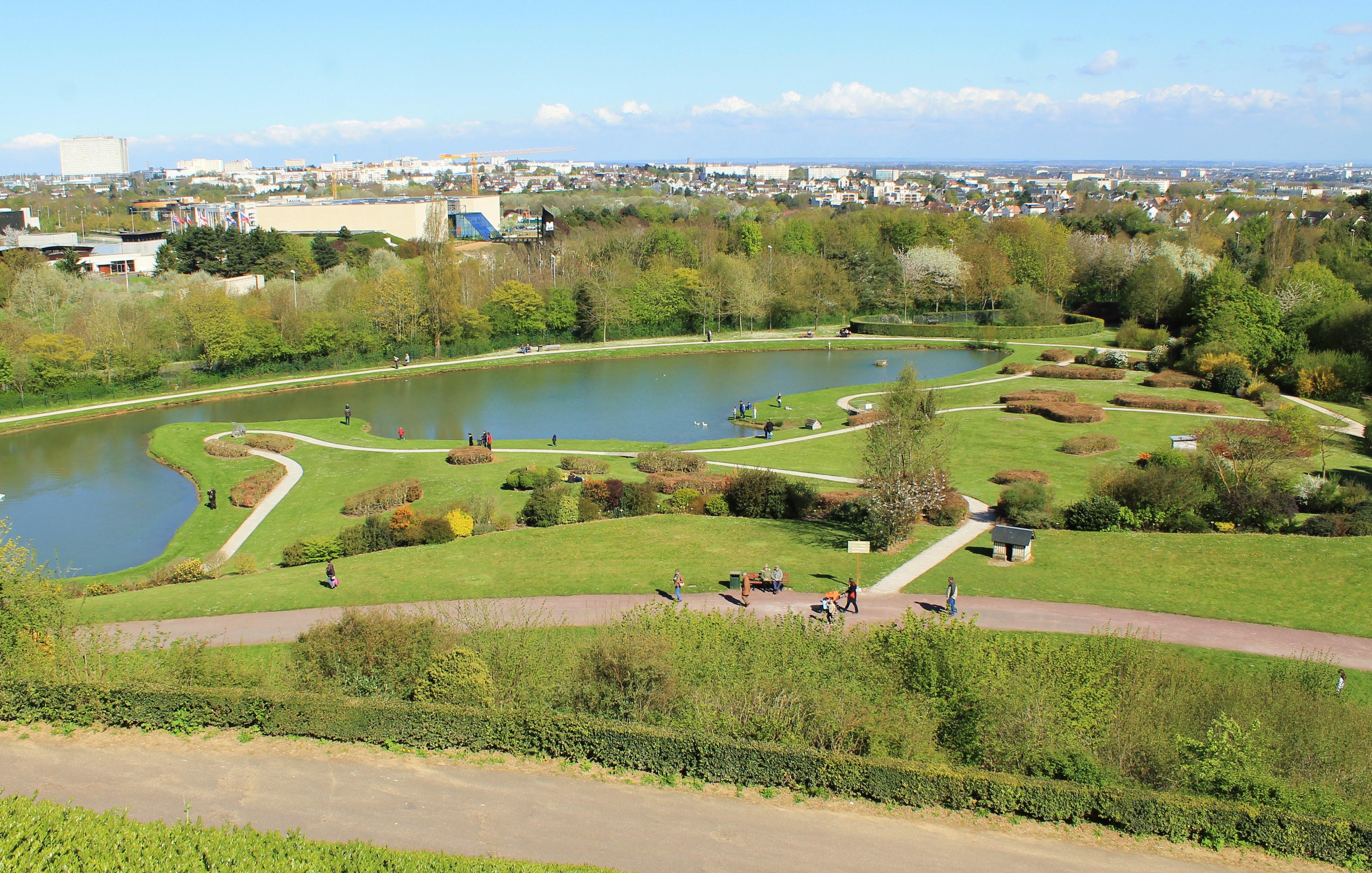 File caen colline aux oiseaux normandie miniature jpg - La colline aux oiseaux caen ...