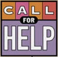 Second Call for Help logo