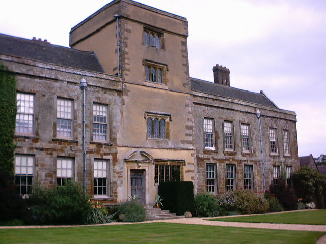 Canons ashby house wikidata for Ashby house